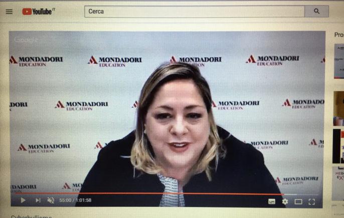 Webinar Cyberbullismo (Michela Angeletti)